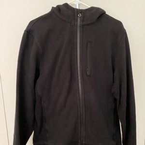Men's Lululemon Hoodie in Black - Size Large